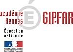 Logo der Groupement d'Interet Public - Formation de l'Academie de Rennes