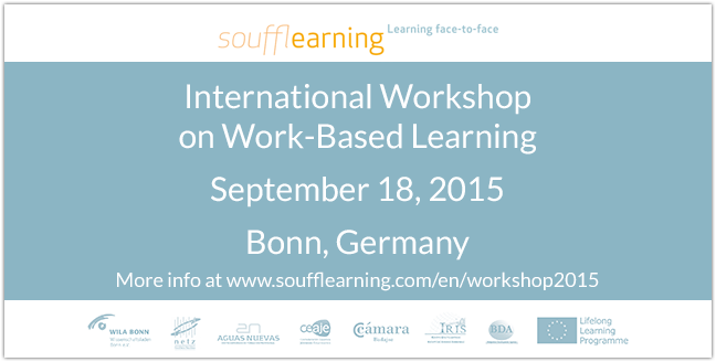 Work-based learning workshop in Bonn, Germany